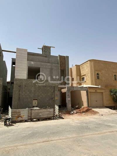 4 Bedroom Villa for Sale in Riyadh, Riyadh Region - Villa 2 Floors for sale in Al Munsiyah, East of Riyadh