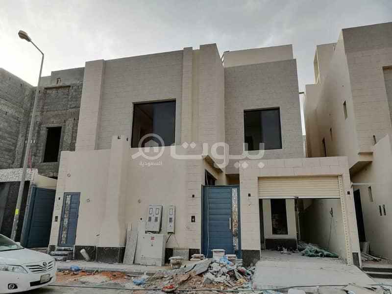 Villa for sale in Al Munsiyah district, east of Riyadh