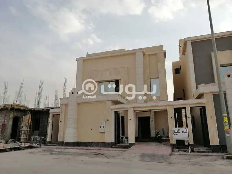 فيلا درج صالة للبيع في الرمال، شرق الرياض