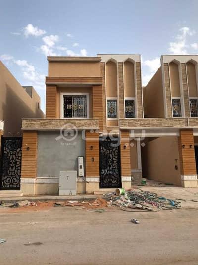 فیلا 5 غرف نوم للبيع في الرياض، منطقة الرياض - فلل مميزة للبيع بحي المونسية الغربية، شرق الرياض