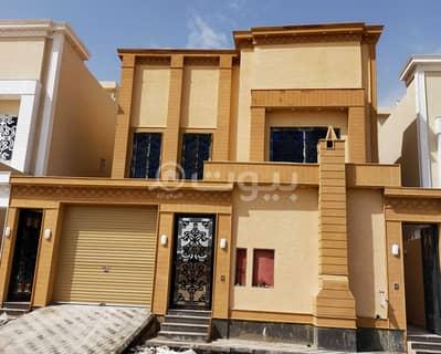 فیلا 5 غرف نوم للبيع في المزاحمية، منطقة الرياض - فيلا درج صالة مع شقة ومؤثثة لشقة ثانية للبيع في حي طويق، المزاحمية