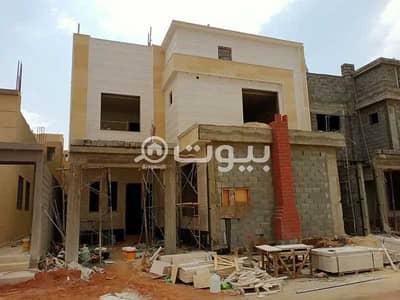 5 Bedroom Villa for Sale in Riyadh, Riyadh Region - Villa Internal Staircase And Two Apartments For Sale In Al Rimal, East Riyadh