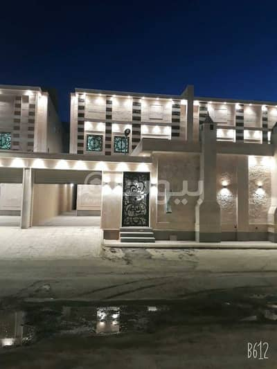 فیلا 6 غرف نوم للبيع في المزاحمية، منطقة الرياض - فيلا دوبلكس للبيع في حي طويق، المزاحمية