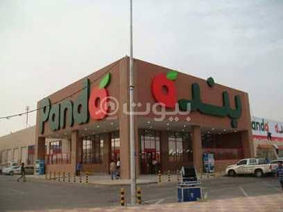 محلات للإيجار في سوق بنده في حي الحزم، بريدة
