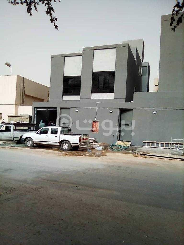 فيلا درج داخلي وشقة للبيع في الدار البيضاء، جنوب الرياض