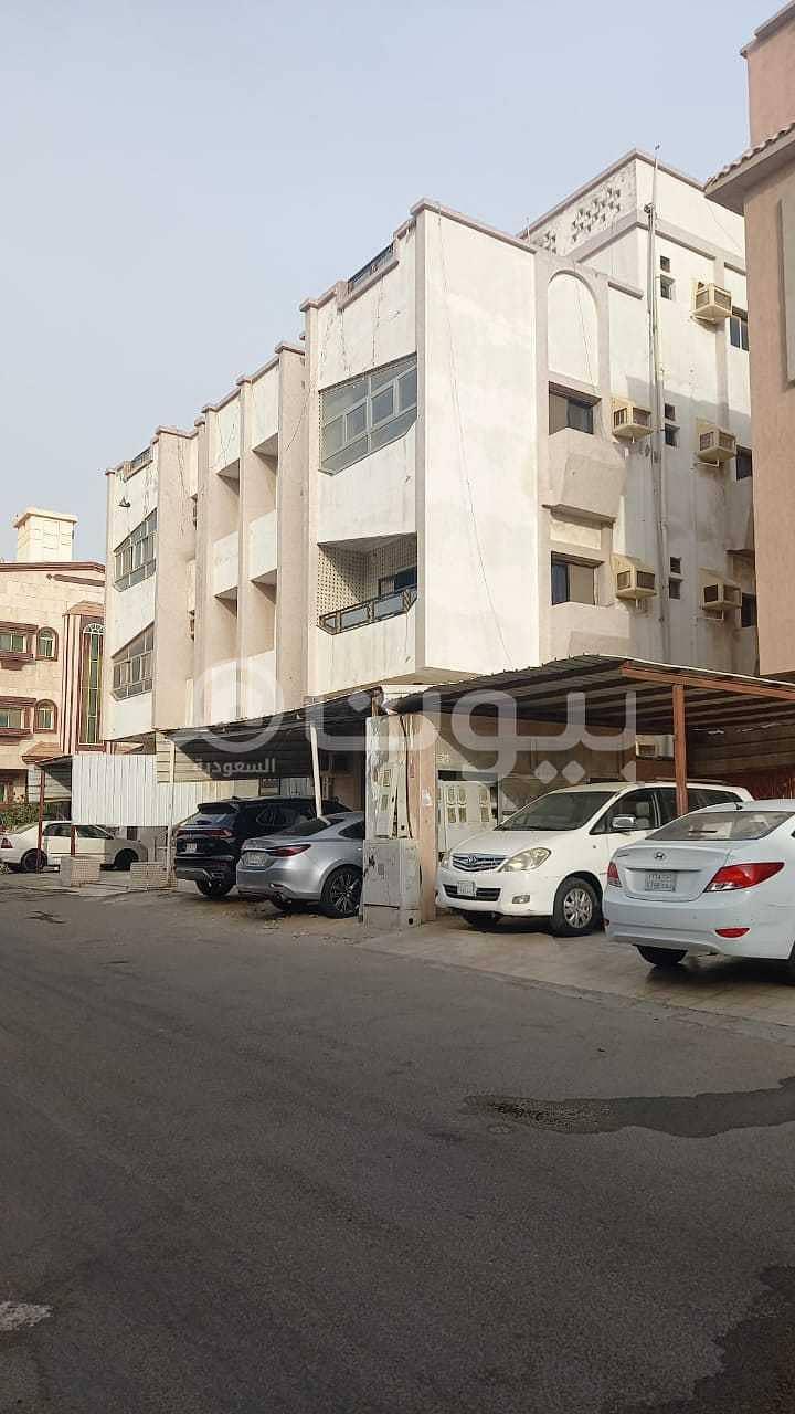 للبيع عمارة سكنية بحي الصفا شمال جدة