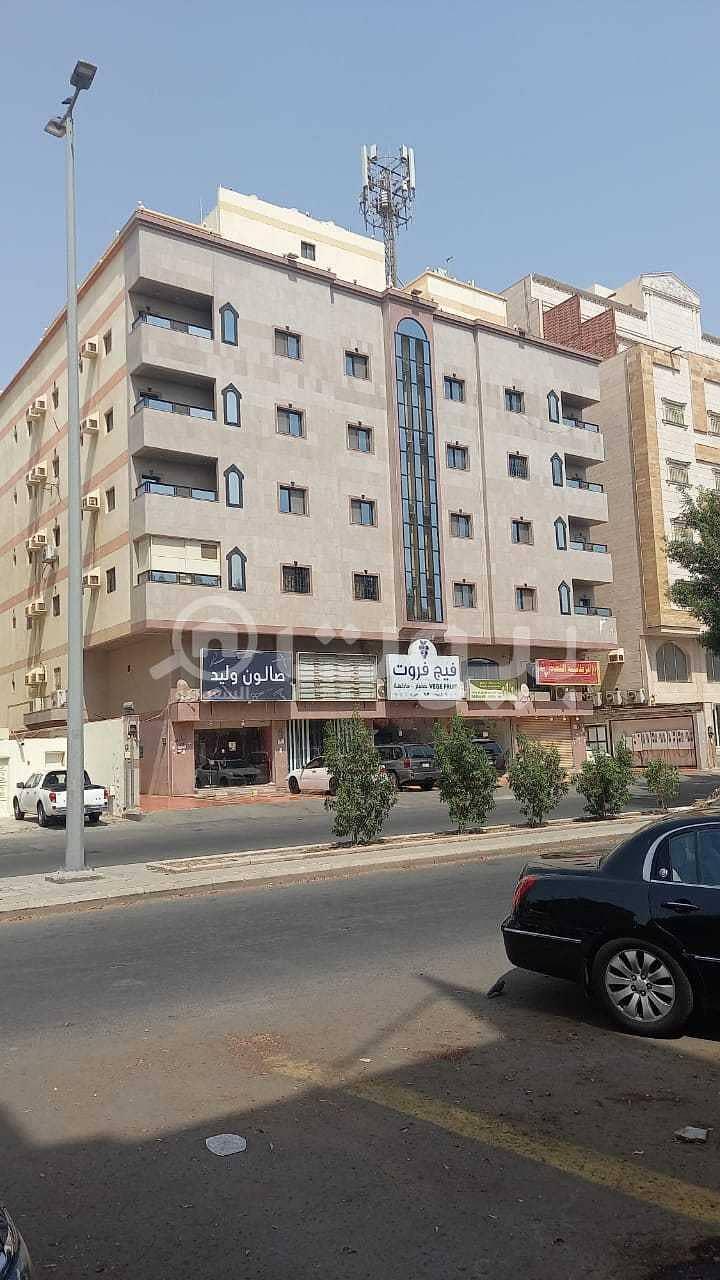 عمارة تجارية 900م2 للبيع في حي الصفا، شمال جدة