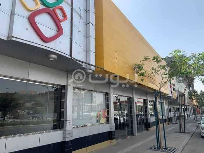 محل للايجار في حي شارع خالد بن الوليد حي الملك فيصل، شرق الرياض