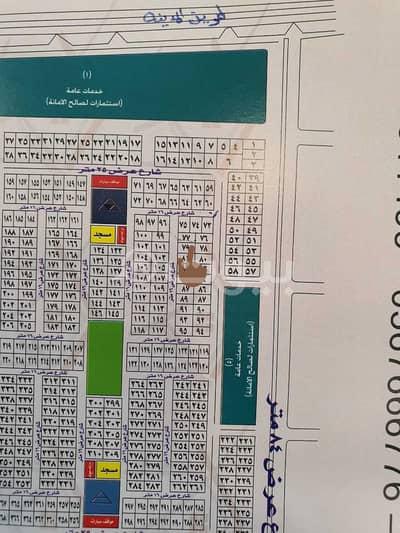 ارض سكنية  للبيع في جدة، المنطقة الغربية - ارض للبيع في مخطط جوهرة العروس ذهبان، شمال جدة