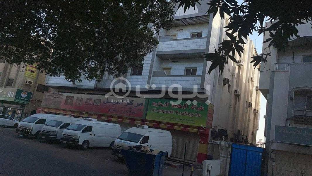 عمارة تجارية للبيع في الصفا، شمال جدة