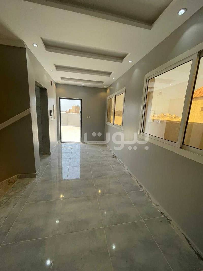 Modern villa with 2 floors and an annex for sale in Al Zumorrud, North Jeddah