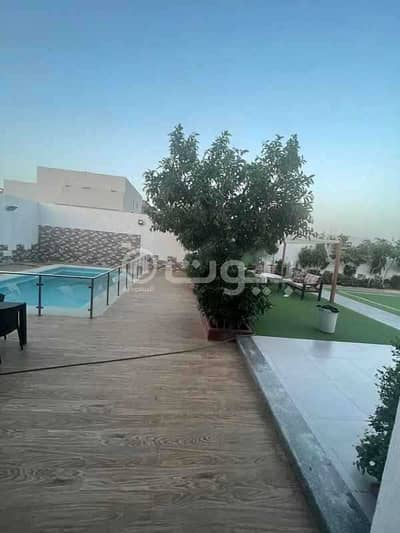 7 Bedroom Rest House for Sale in Jeddah, Western Region - 2 floors istiraha for sale Al Zumorrud, north of Jeddah