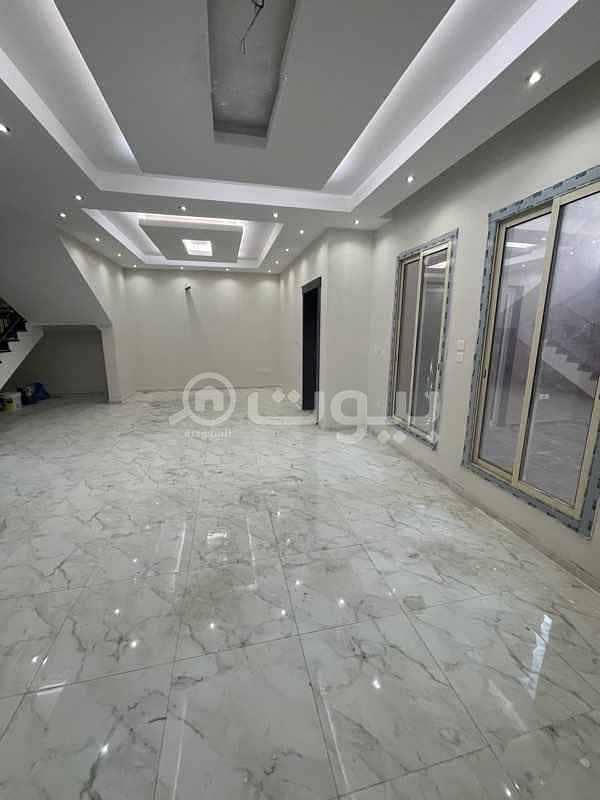 modern villa   2 floors and an annex for sale in Al Lulu, north of Jeddah