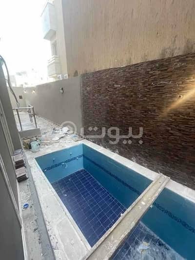 6 Bedroom Villa for Sale in Jeddah, Western Region - modern Villa | 2 floors | with a pool for sale in Al Zumorrud, North of Jeddah