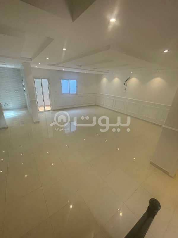 Villa with annex for sale in Al Lulu district, north of Jeddah