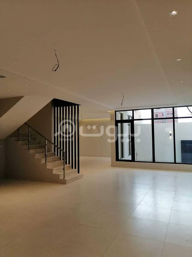 Modern villa for sale in  Al Zumorrud District, North Jeddah | 2280