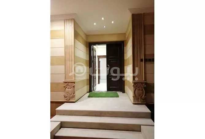 Modern villa for sale in Al Sheraa, North Jeddah
