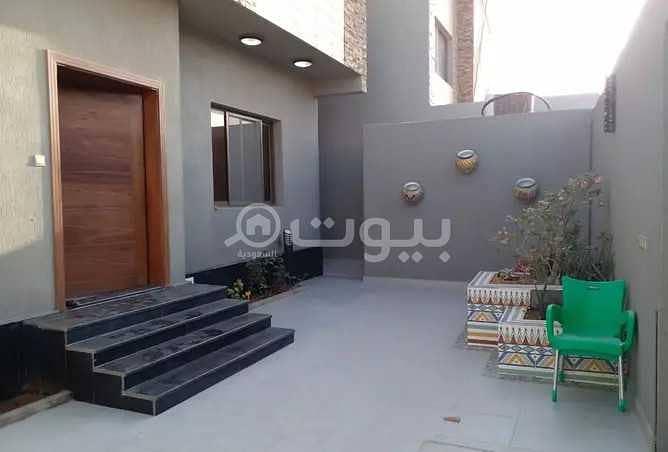 Luxury villa with for sale in Al Zumorrud District (5010), north of Jeddah
