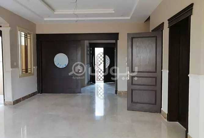 Villa two floors and an Annex for sale in the Al Lulu district, north of Jeddah