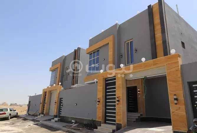 Modern Villa For Sale In Taiba District, North Jeddah