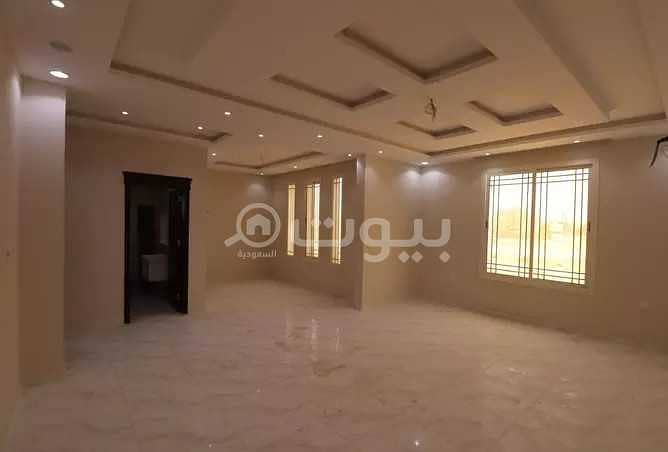 Luxury villa with swimming pool for sale in Al Zumorrud District (2268), north of Jeddah