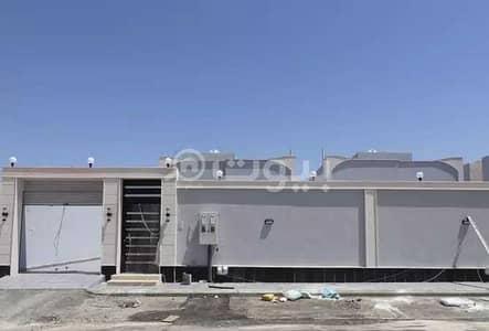 فیلا 3 غرف نوم للبيع في جدة، المنطقة الغربية - فيلا دور واحد راقية للبيع في حي طيبة (الرحيلي)، شمال جدة