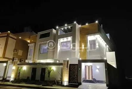 6 Bedroom Villa for Sale in Jeddah, Western Region - Modern villas for sale in Al Zumorrud district, north of Jeddah
