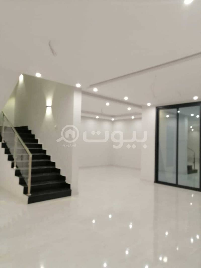 modern Villa   Exceptional specifications for sale in Al Zumorrud, North of Jeddah