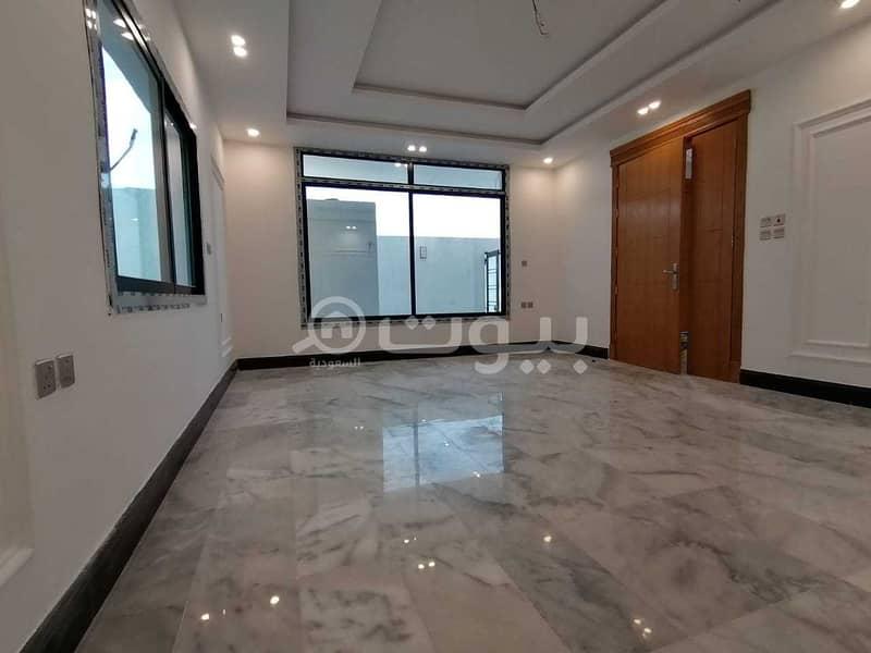 Modern villa | PVT Garage for sale in Al Sheraa, North of Jeddah