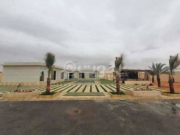 استراحة مفروشة للايجار اليومي المزاحمية، منطقة الرياض