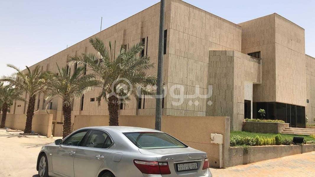 عمارة تجارية للبيع في المعذر الشمالي، شمال الرياض
