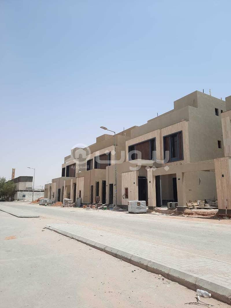 3 Luxury Villas for sale in Al Yarmuk, East of Riyadh