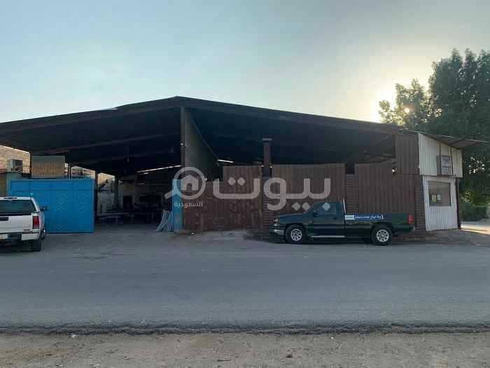 ورشة حدادة للبيع في بدر، جنوب الرياض