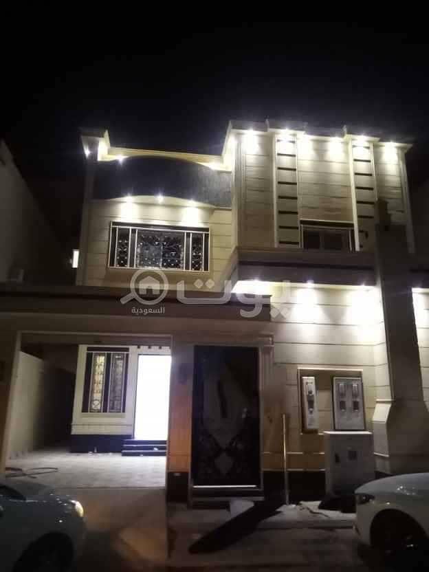 Villa For Rent In Al Rimal, East Riyadh