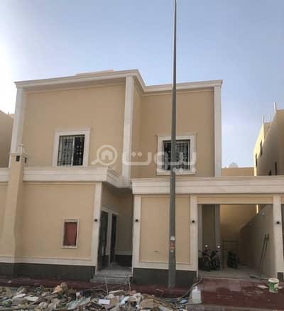 4 Bedroom Villa for Sale in Riyadh, Riyadh Region - 2 internal staircase villas and an apartment for sale in King Khalid International Airport, North Of Riyadh