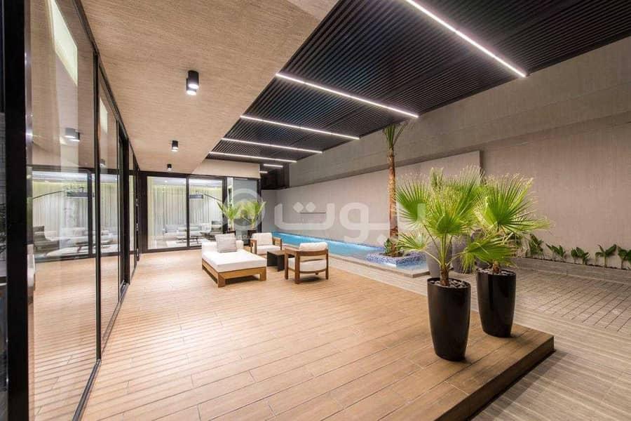 Villa for sale in Al Khuzama district, West Riyadh | 414 SQM