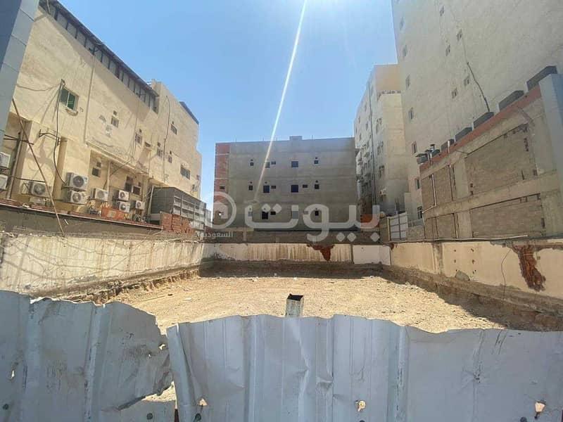 أرض تجارية للإيجار في النعيم، شمال جدة