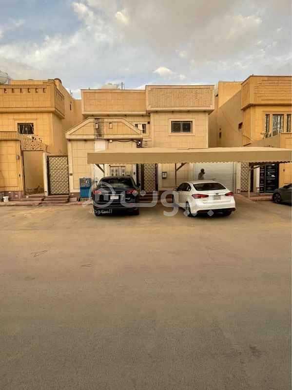 فيلا فاخرة درج داخلي وشقتين للبيع في اليرموك، شرق الرياض