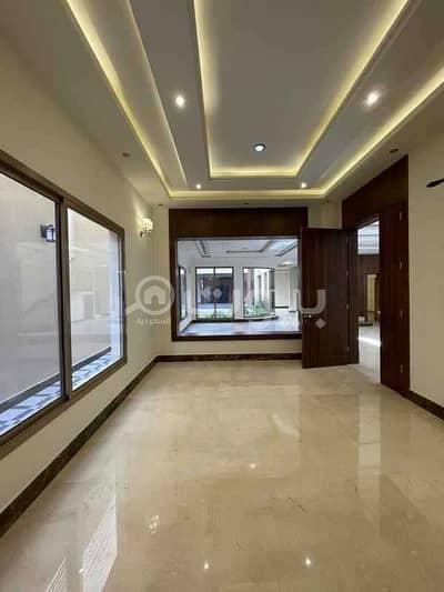 فیلا 7 غرف نوم للبيع في الرياض، منطقة الرياض - فلل درج داخلي للبيع شارع وادي هجر بحي الملقا، شمال الرياض