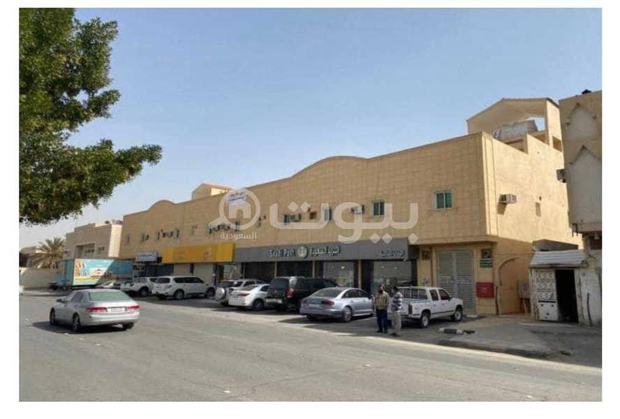 عمارة تجارية سكنية للبيع في سلطانة، غرب الرياض