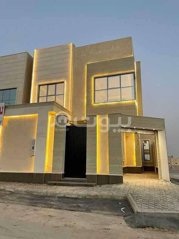 Luxury villa for sale in Al Mahdiyah, West Riyadh