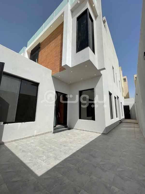 Villa For Sale In Al Mahdiyah, West Riyadh