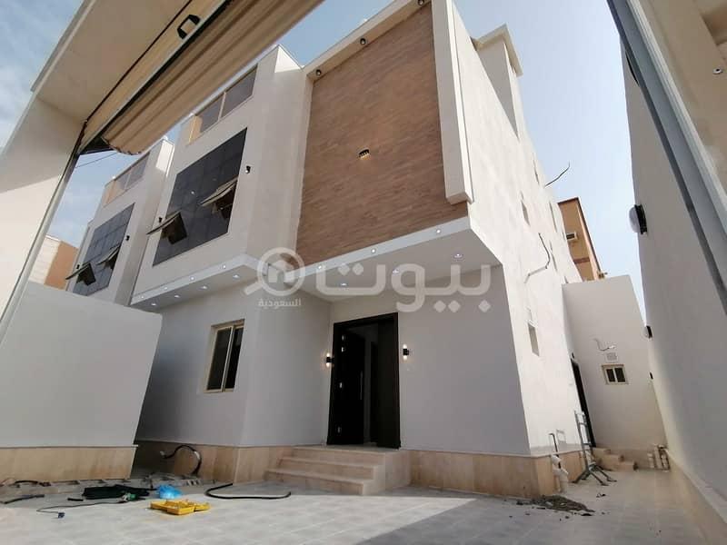 فيلا للبيع بحي الياقوت 1224، شمال جدة