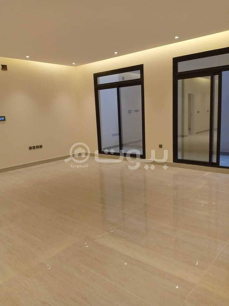 New apartment for sale in Al Yasmin, North Riyadh