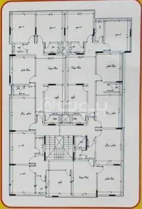 فلیٹ 5 غرف نوم للبيع في جدة، المنطقة الغربية - شقق للبيع بمخطط السندس بوابة التحلية حي الواحة، شمال جدة