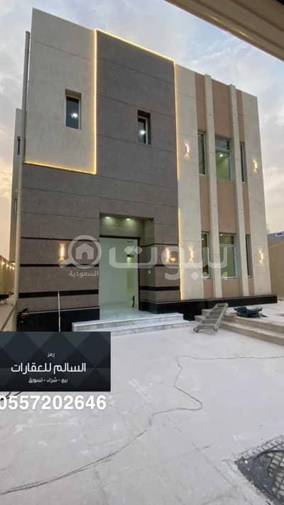 5 Bedroom Villa for Sale in Makkah, Western Region - Residential villa in Waly Al Ahd, Makkah