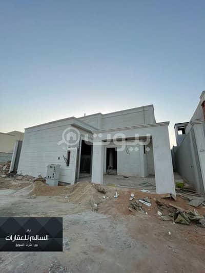 دور 3 غرف نوم للبيع في الرياض، منطقة الرياض - دور أرضي للبـيع ظهرة لبن، غرب الرياض
