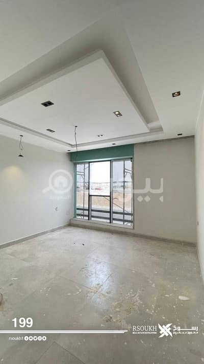 5 Bedroom Flat for Sale in Jeddah, Western Region - 6BR apartments for sale in Rusookh 199 project Al-Manar, north of Jeddah