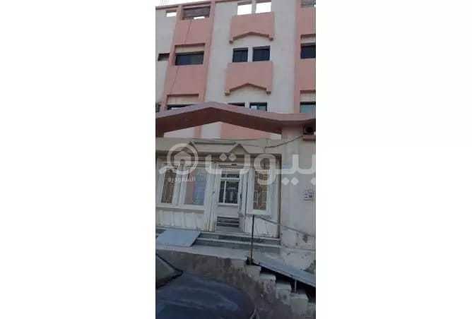 عمارة سكنية للبيع في العزيزية، المكة