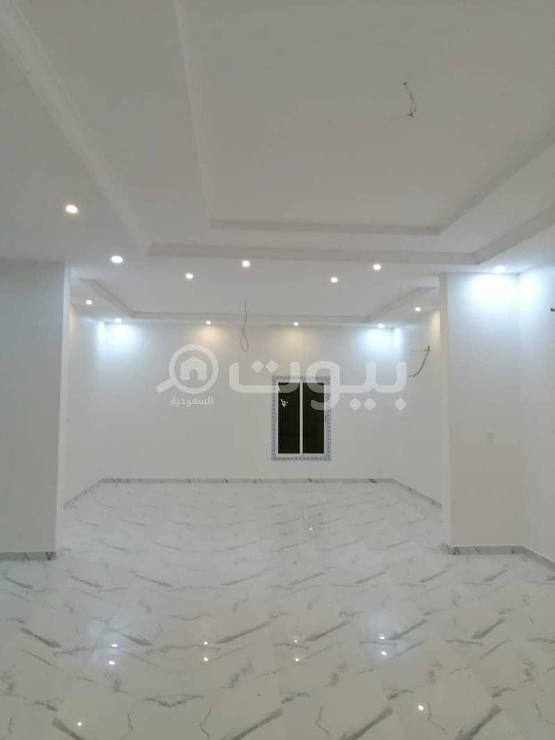 Modern villa for sale apartment system in Al Zumorrud district, north of Jeddah